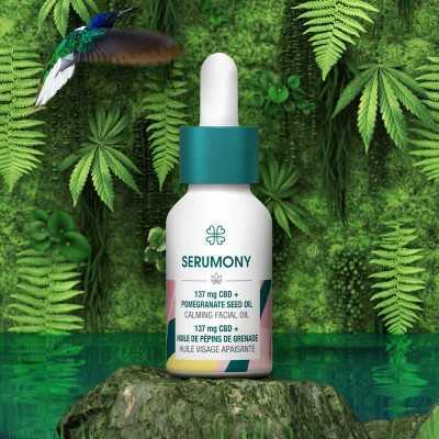 Harmony Serum, 137mg CBD