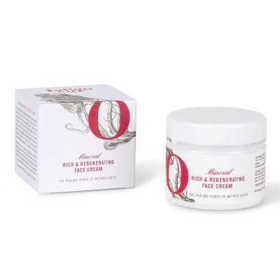 Mineral Rich & Regenerating Face Cream