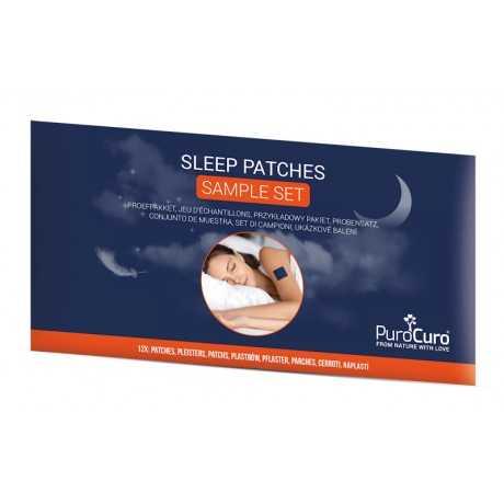 Testset mit 12 Schlafpflaster