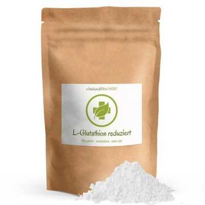 L-Glutathion reduziert Pulver 30 g