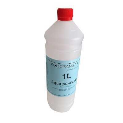 Colloidmaster- Wasser Aqua purificata 1L