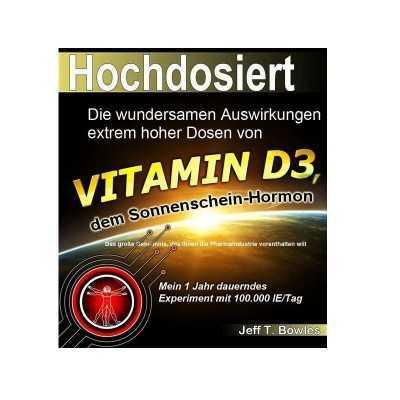 Hochdosiert Buch über Vitamin D3