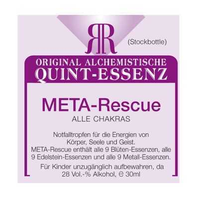 META-Rescue - die Quint-Essenz