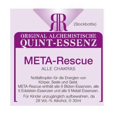 META-Rescue - die Quint-Essenz
