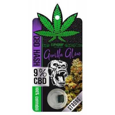 CBD Hash 9% Gorilla Glue