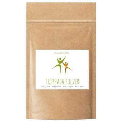 Bio Triphala Pulver