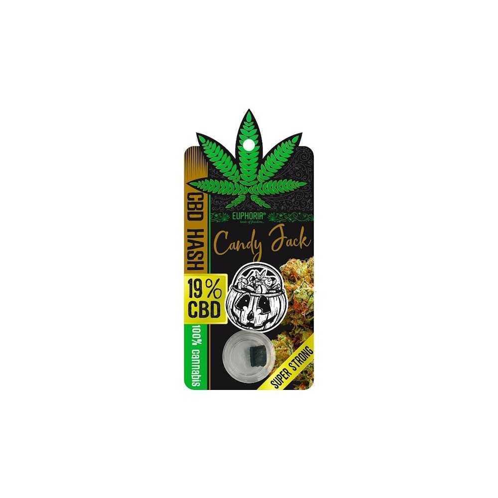 CBD Hash 19% Candy Jack