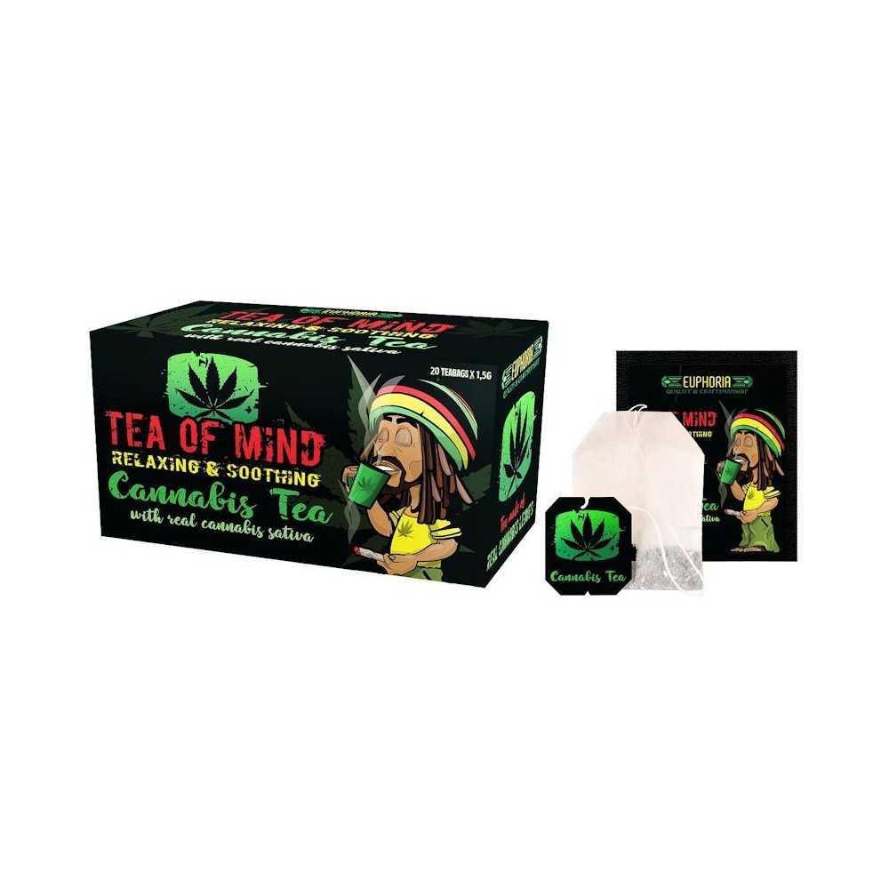 Euphoria Cannabis Tee - Tea of mind