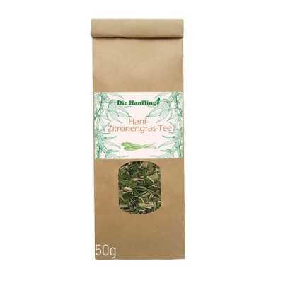 Hanf Zitronengras-Tee 50g