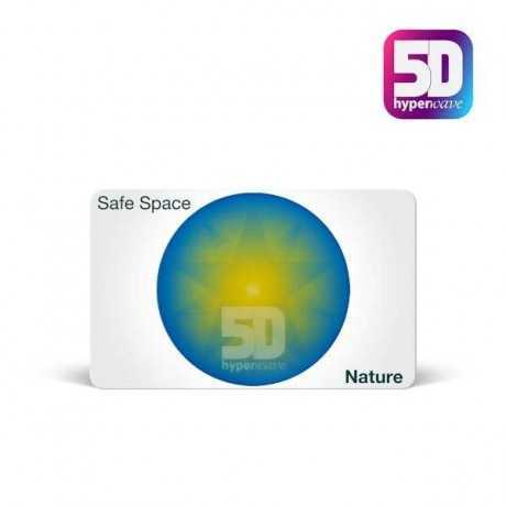 5D hyperwave Save Space Card Nature