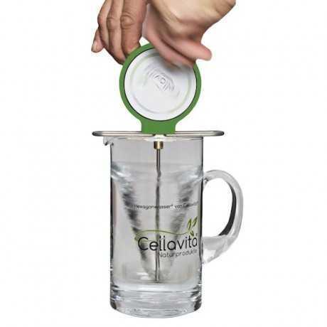 Hexagonwasser®-Wirbler