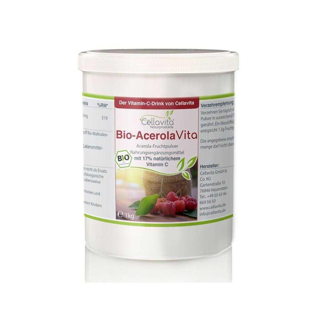 AcerolaVita (Der Vitamin-C-Drink) 1000g