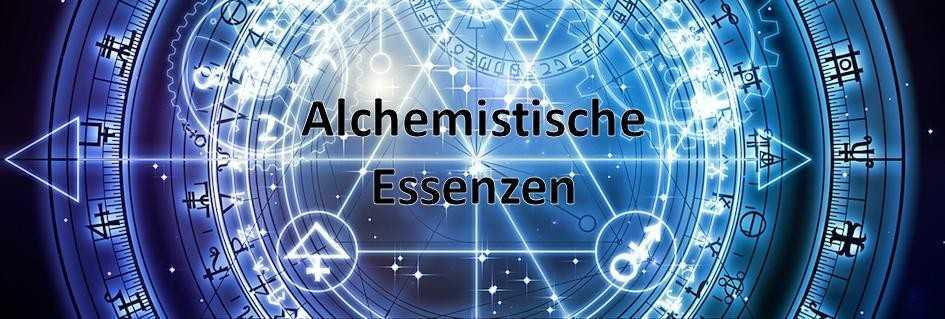 Alchemistische Essenzen nach den Labormethoden des Paracelsus.