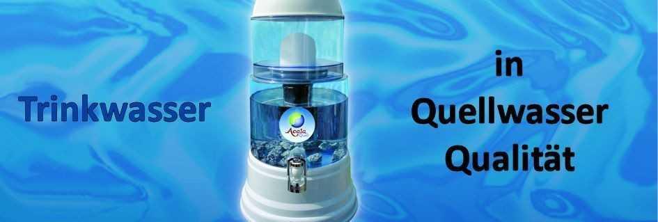 Maunawai Wasserfilter - bestes Quellwasser für zu Hause