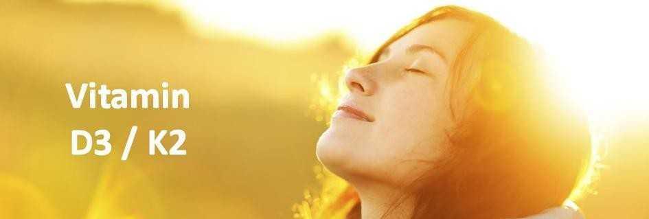 Sonnen - Vitamin D3 in Kapselform für Ihre Gesundheit
