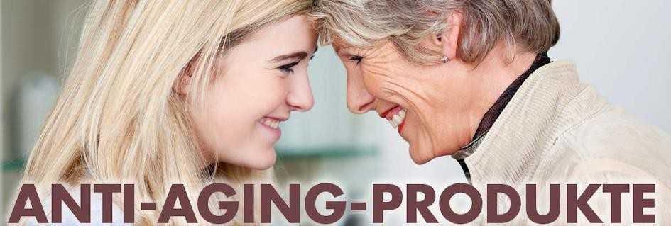 Anti-Aging - Sie sind nie zu alt, um sich jung zu fühlen!